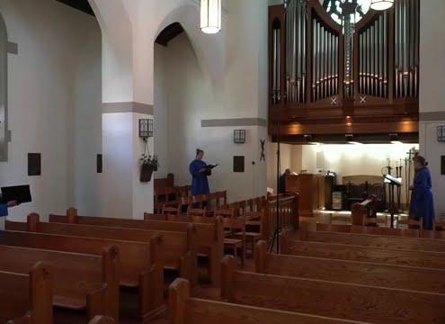 St. Andrew's Episcopal Church - Denver Stati Uniti d'America - Stato del Colorado