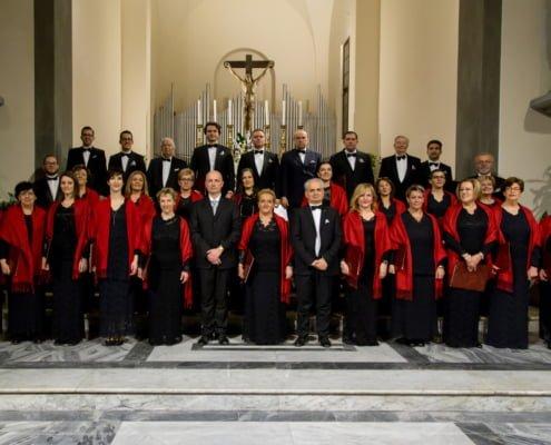 """Coro """"Monsignor Cosimo Balducci""""San Miniato (Pisa)"""