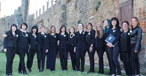 INSIEME VOCALE TOURDION - Arezzo