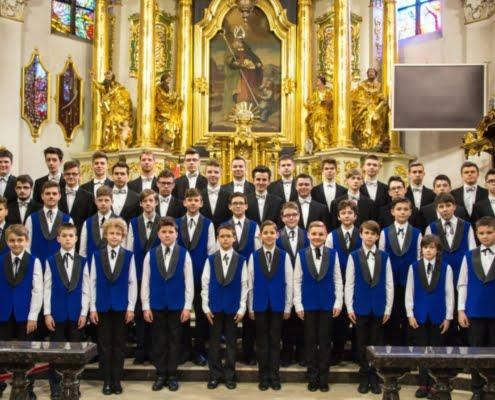 Pueri Cantores Sancti Nicolai - Bochnia