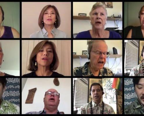 Nativity Episcopal Church Virtual Choir, Honolulu, HI