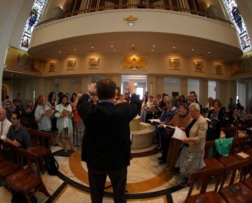 Church Music Association of America Sacred Music Colloquium, Loyola University Chicago