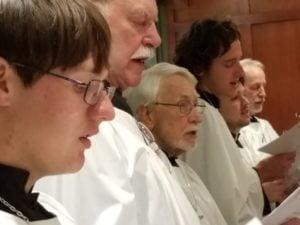 Coro di Cappella -The Episcopal Church of St. Martin - Davis (California)